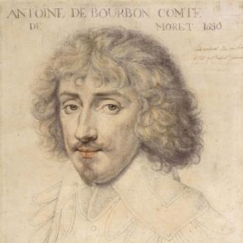 Антуан Бурбон